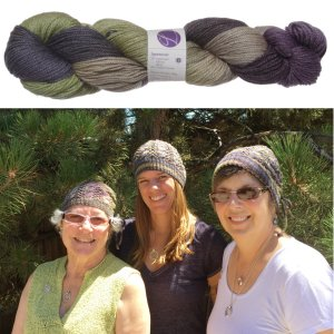 Jimmy Beans Wool donates profit from kits to Cast Off Chemo!