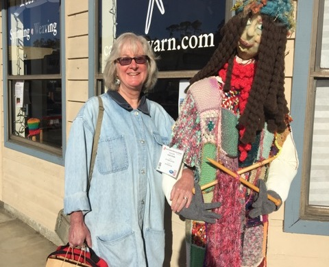 Ball & Skein of Cambria CA raises $500!